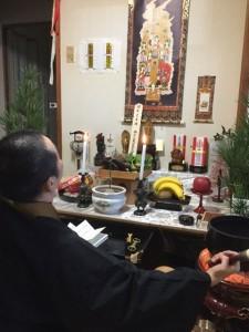 東日本大震災追悼法要 3