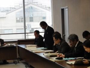 福岡市交渉2015 -3